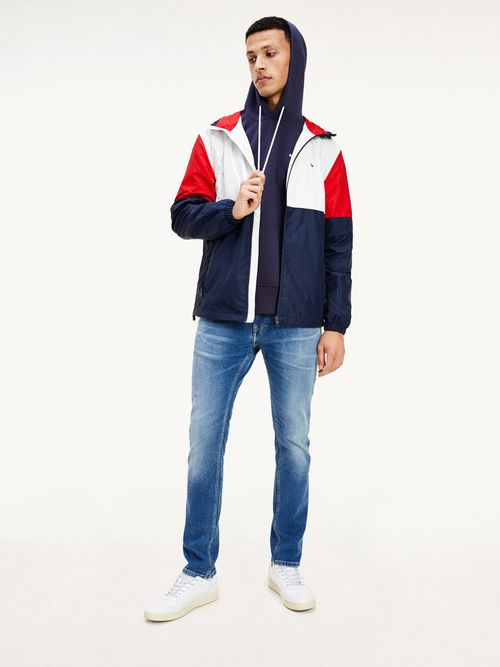 Jeans-Scanton-de-algodon-reciclado-con-corte-slim-ajustado--Tommy-Hilfiger