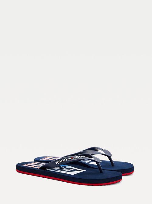 Sandalias-con-logo-estampado-Tommy-Hilfiger