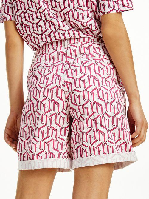 Pantalon-chino-corto-de-algodon-y-Tencel-Tommy-Hilfiger