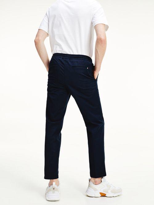 Pantalon-suave-con-corte-conico-Tommy-Hilfiger