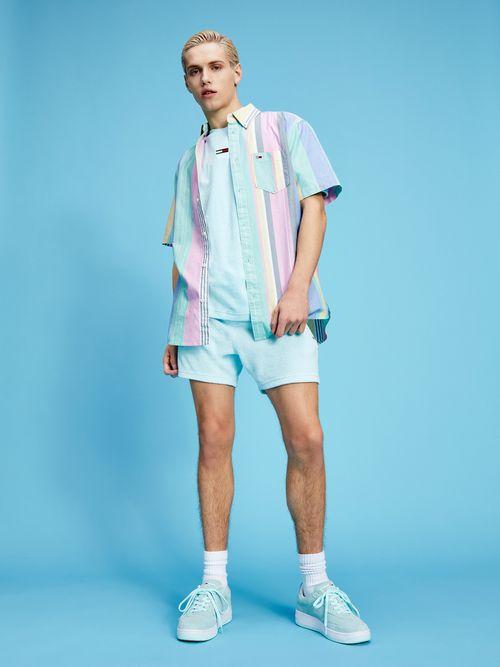 camisa-de-rayas-coloridas-tommy