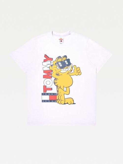 Playera-Garfield-con-diseño-contrastante-Tommy-Hilfiger