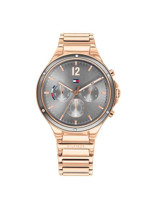 Reloj-casual-con-brillantes-en-la-caratula--Tommy-Hilfiger