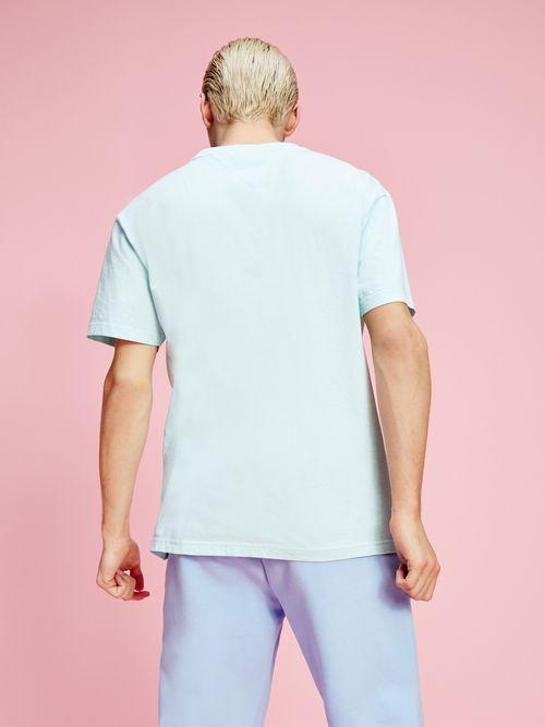 Playera-Pastel-de-algodon-reciclado-Tommy-Hilfiger