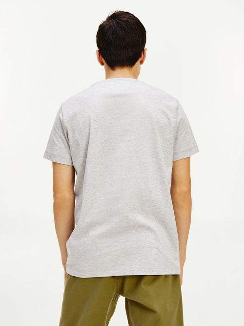 Camiseta-de-corte-slim-con-cuello-alto-Tommy-Hilfiger