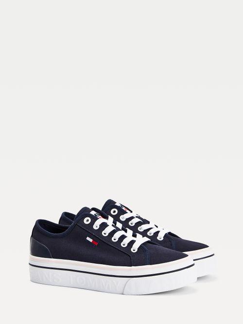 zapatillas-de-lona-con-plataforma-tommy