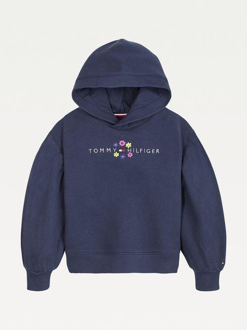 Sudadera-con-capucha-y-flores-bordadas-para-niña-Tommy-Hilfiger