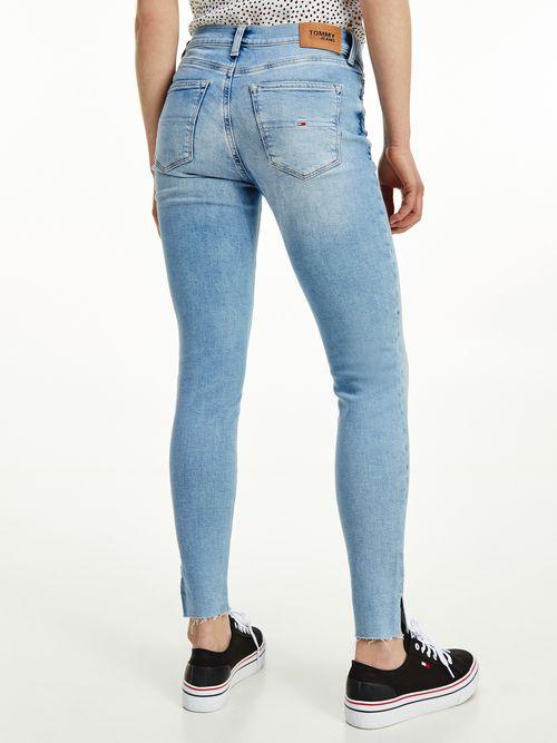 Jeans-Nora-tobilleros-de-corte-skinny-y-talle-medio-Tommy-Hilfiger