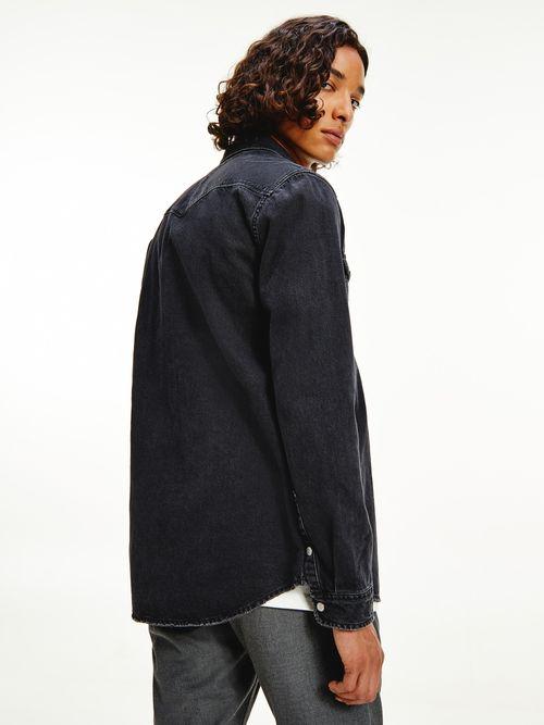Camisa-de-tejido-denim-Tommy-Hilfiger
