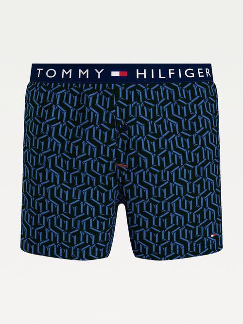 Boxer-de-algodon-con-logo--Tommy-Hilfiger