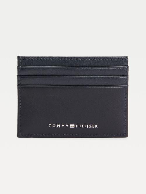 Tarjetero-TH-Established-con-distintivos-Tommy-Hilfiger