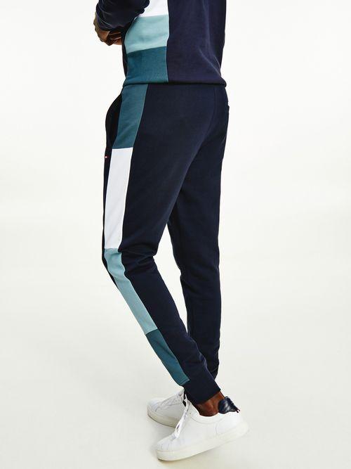 Pants-colorblock--Tommy-Hilfiger