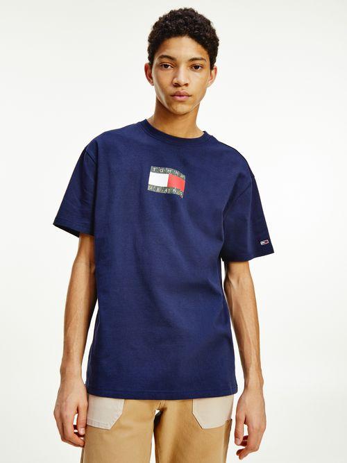Camiseta-con-parche-de-Tommy-Tommy-Hilfiger