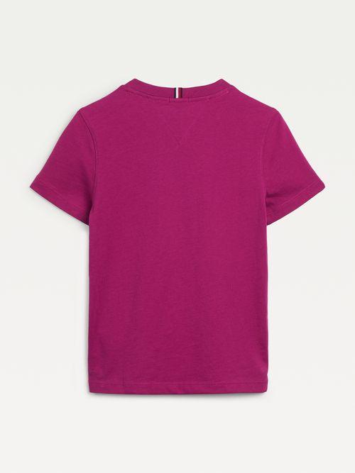 Camiseta-de-algodon-organico-con-logo-para-niño-Tommy-Hilfiger