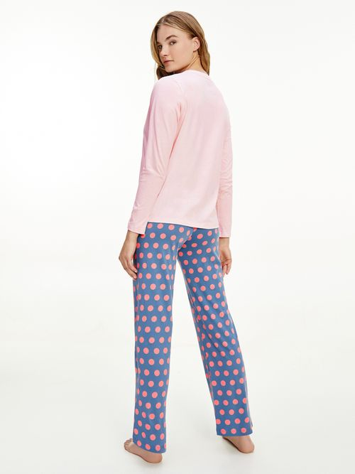 Pijama-de-manga-larga-Tommy-Hilfiger