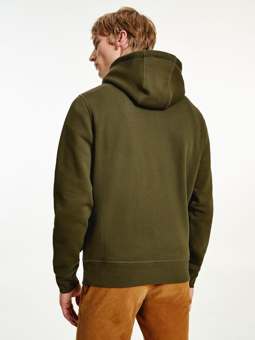 Sudadera-Flex-con-capucha-y-logo-Tommy-Hilfiger