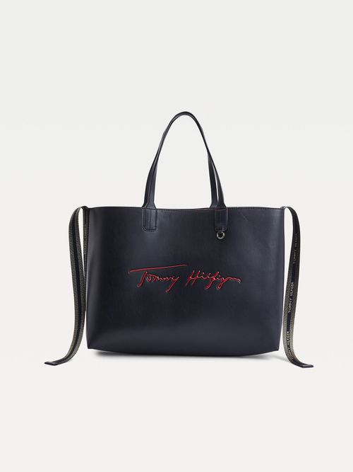 BOLSO-TOTE-ICONIC-CON-FIRMA-DE-TOMMY-HILFIGER-Tommy-Hilfiger