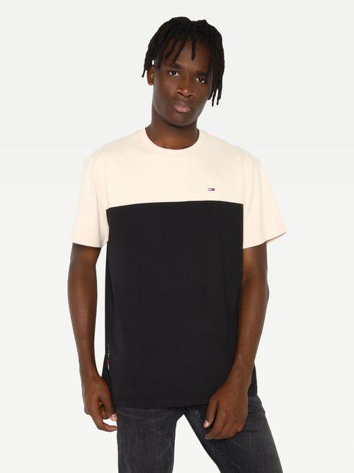 Camiseta-de-camuflaje-con-corte-amplio-Tommy-Hilfiger