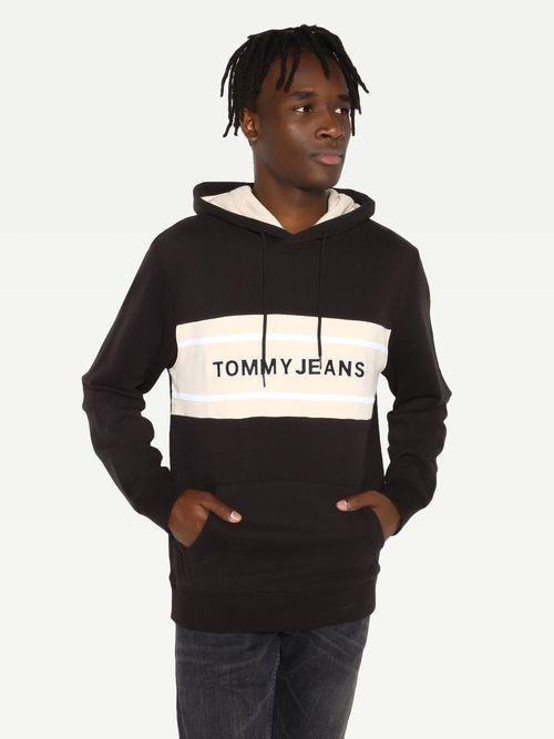 Sudadera-con-capucha-y-panel-a-contraste-Tommy-Hilfiger