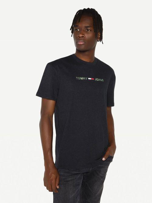 Camiseta-de-algodon-con-logo-de-camuflaje-Tommy-Hilfiger