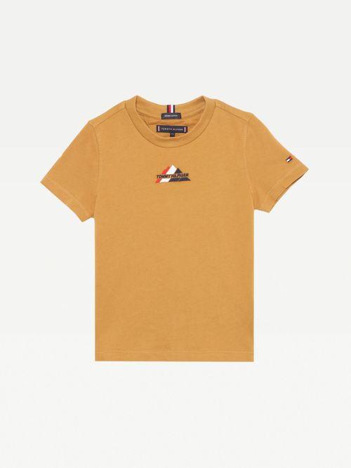 Camiseta-con-logo-Mountain-para-niño-Tommy-Hilfiger