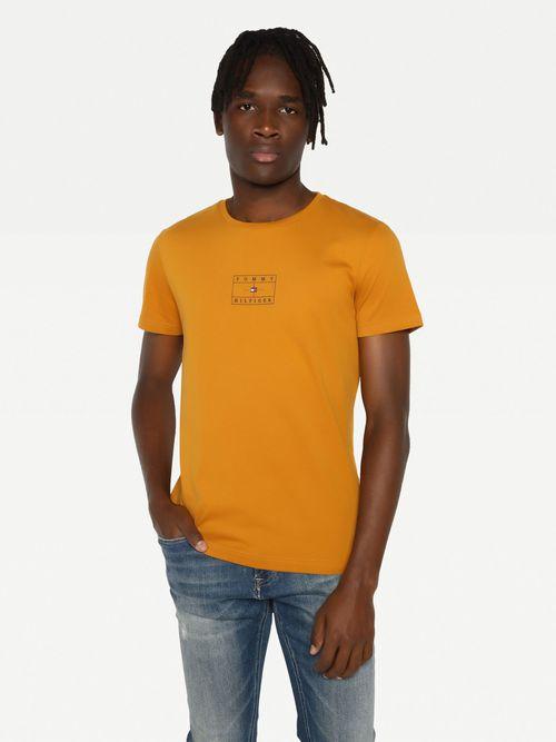 Camiseta-de-punto-aterciopelado-Tommy-Hilfiger